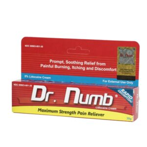 Dr. Numb Cream 1/1
